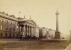 General Post Office, Sackville Street